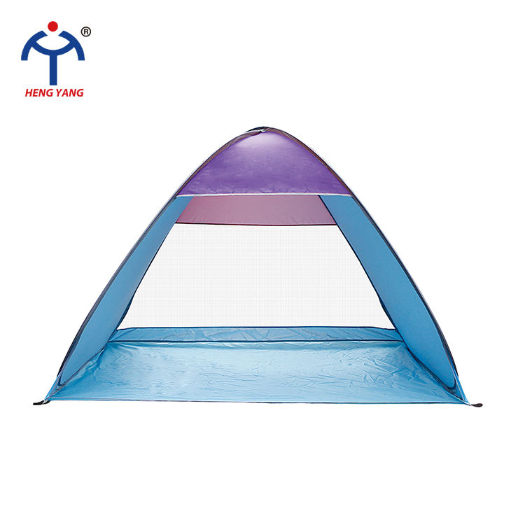 Multifunction High Quality Finely Processed Durable Pop Up Tent With Top And Half Side Covers
