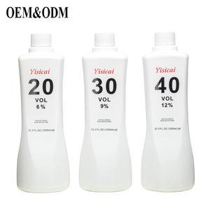 OEM/ODM 1000ML Fragrant Smell Salon Use Hair Developer Cream