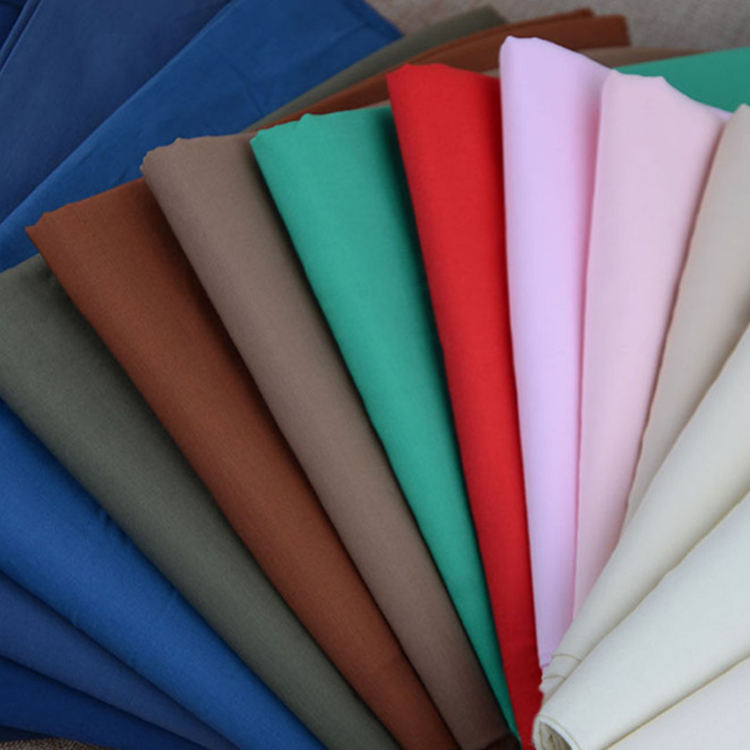 100% Cotton Combed Voile Fabric