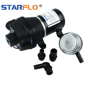 STARFLO FL-35 12.5LPM 12 v dc camping shower marine jet RV fresh sea water diaphragm pump for distributor
