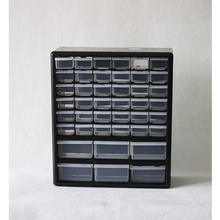 GD3021 Sealed bin Home Component screw case Drug tool box PP storage Category Box