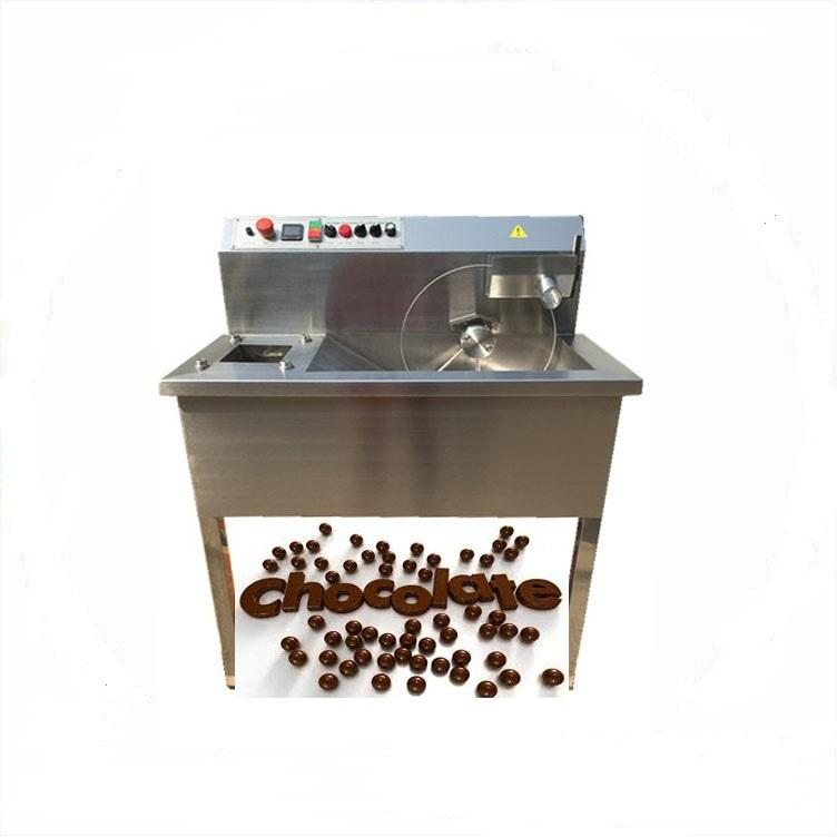 Commercial 304 en acier inoxydable 15 kg automatique machine de trempe au chocolat, chocolat machine de moulage à vendre