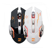 New Personalized with 2.4g Receiver Driver 2 Model Of Gaming Wireless Mouse,(1710A,1710B)