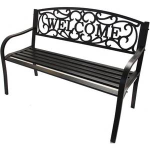 Better Homes & Gardens Welcome Outdoor Bench