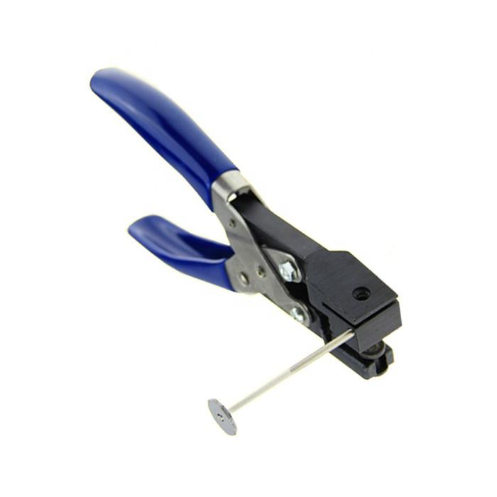 Hand held PVC Card Paper Single Hole Punch