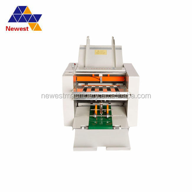 Top quality automatic paper counting and folding machine/paper folding machine a0/paper folding machine a2
