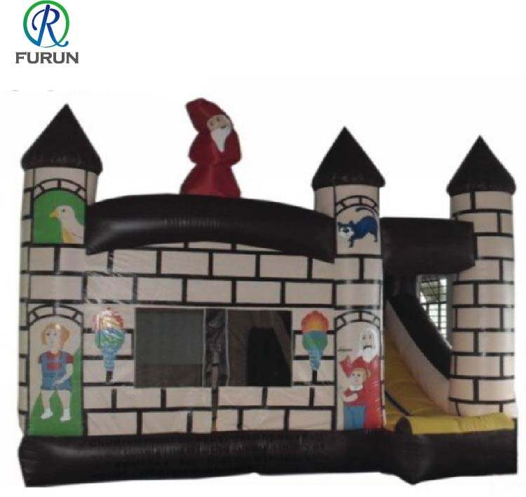 Cheap PVC inflatables kids air jumper for sale