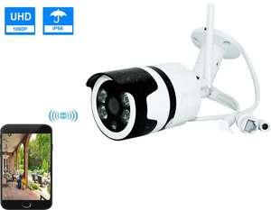 Wifi Wireless IP camera p2p 2MP HD1080P cloud indoor outdoor Home Security Surveillance Bullet Camera Audio Dual light source
