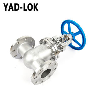 YAD-LOK Online Shopping China Industrial Pn16 Manual Or Hydraulic Gate Valve
