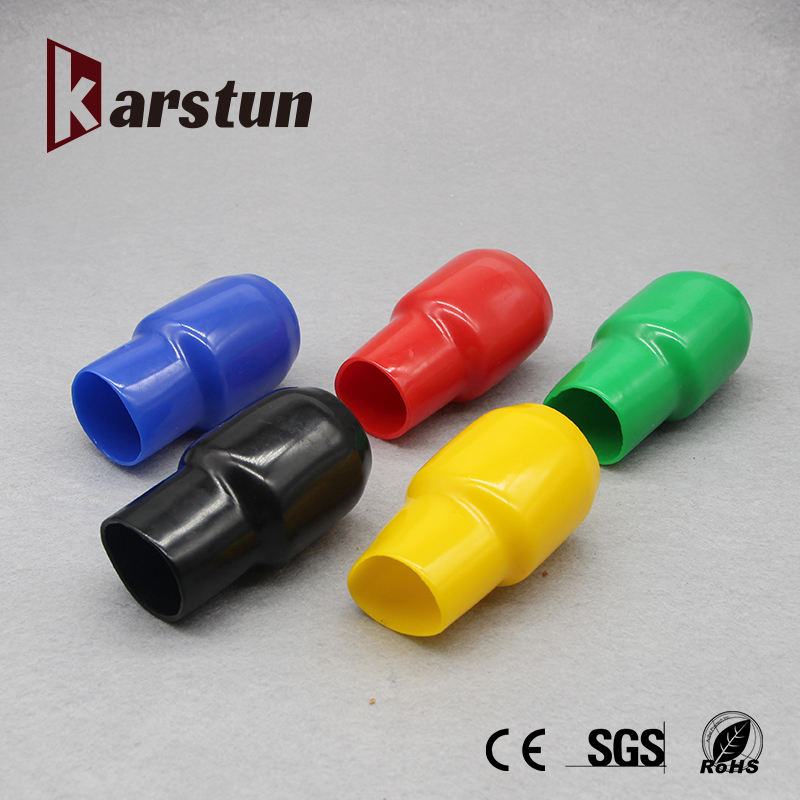 Multi-color Terminal Insulation Cap Sleeve With Different Sizes