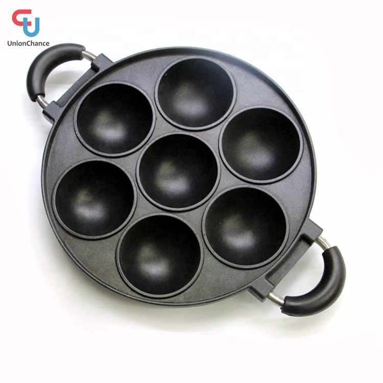 Equipment Baking Pans Cupcake Cake Pop Maker Mold Non Stick Coating Round Snack Maker
