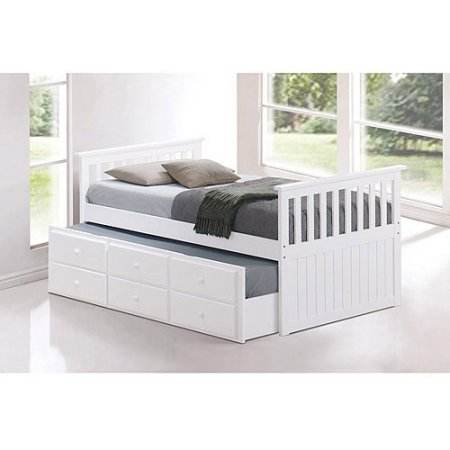 single bed wooden single bed with trundle bed and drawers designs