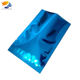 Mylar aluminum foil plastic bag for protein/milk powder whey powder bag food packaging 3 side seal aluminium foil flat pouch