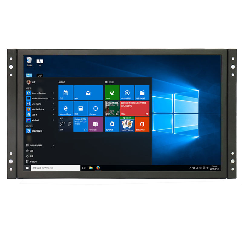 Touch monitor 11.6 inch 1920*1080 IPS lcd monitor met 10 punten touch capacitieve touchscreen