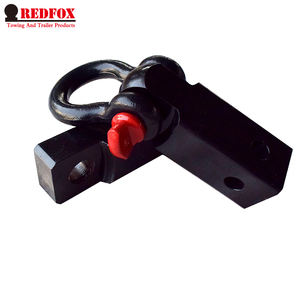 New arrival 2 inch receiver hitch accessories shackle receiver carbon steel receiver hitch part for truck