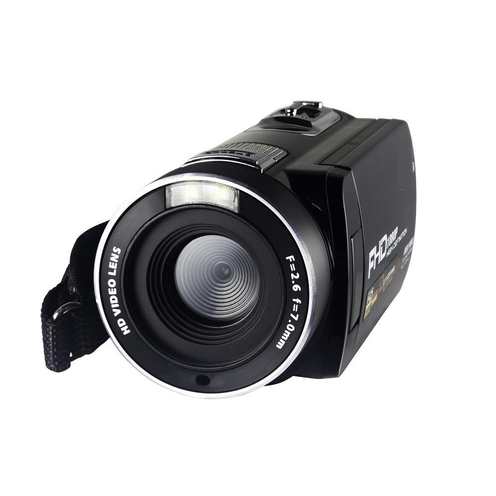 "Super 24mp Kamera FHD 1080 p Profesional Digital Video Dengan 3.0 ""Layar Sentuh"