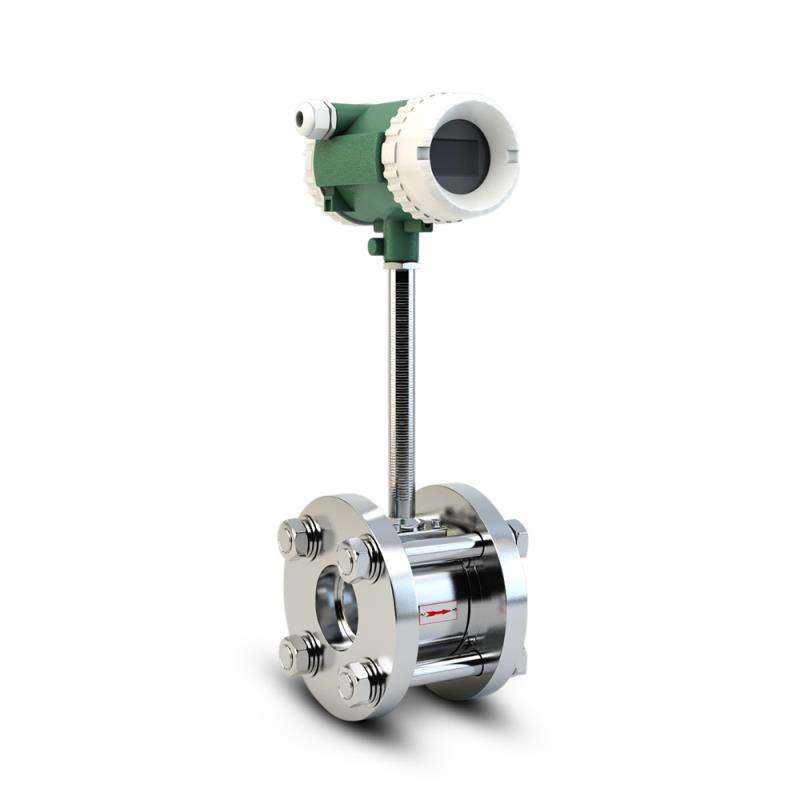 Pulse Output 6 Inch Vortex Hydrogen Gas Flowmeter Price