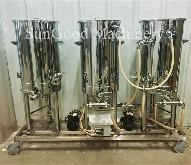 1bbl/2bbl/3bbl/5bbl/7bbl Craft Beer Brewhouse/Nano Brewing Equipment/Brewing System