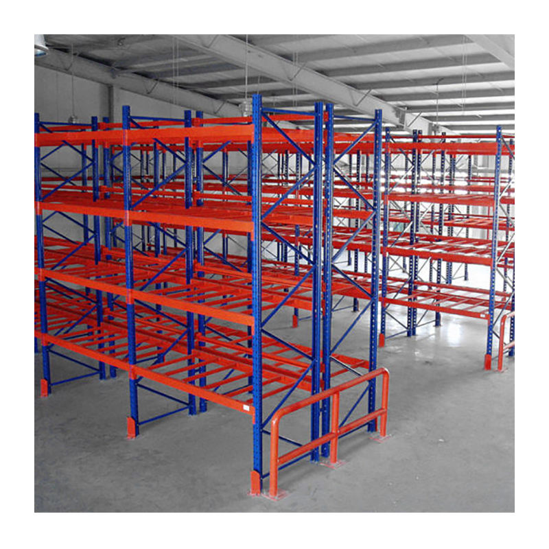 Medium duty lager selektive stahl palette rack