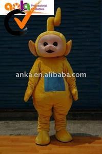Pelliccia costume ( teletubbies, mascotte, anka )
