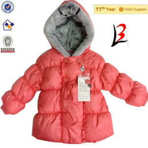 wholesale baby clothes winter jacket in stock lots apparel