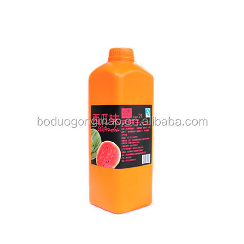 Tasty Watermelon Concentrated Juice Factory Price