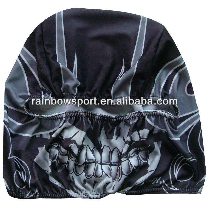 Wholesale polyester helmet cover for protecting bicycle helmet