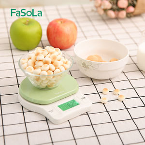 FaSoLa kitchen scale electronic scale 0.01g precision home baking jewelry mini food scale