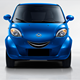 Mini electric car pure electric vehicles with high speed of 151KM