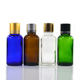 Essential oil olive oil cosmetic packaging 5ml 10ml 15ml 20ml 30ml 50ml 100ml glass dropper bottle for body oil