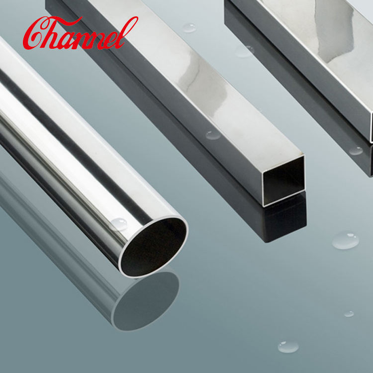 stainless steel handrail price list of pipe square tube