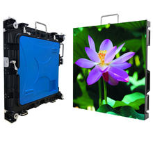 P4 full color stage led panel for concert