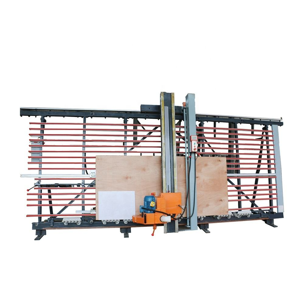 Woodworking Machine KI4116 Vertical Panel Saw for Aluminum Composite Panel Grooving and Cutting