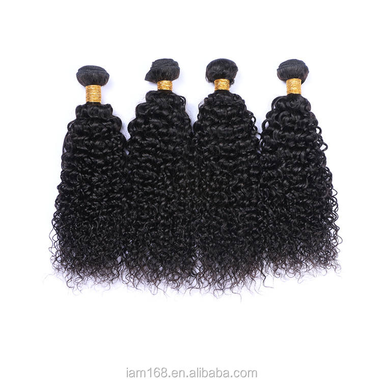 Grade Aaa Gray Jerry Curl Brazilian Human Hair Weaves For Braiding