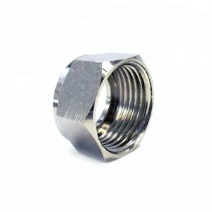 Factory Directly Sales Good Quality Stainless Steel Beer Hex Nut Used for Beer Faucet