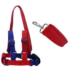 kid protection harness leash cotton walking toddler anti-lost safety strap