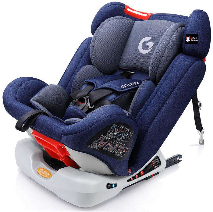 China factory supply directly can sit and lie 0-12 years old car seat child seat