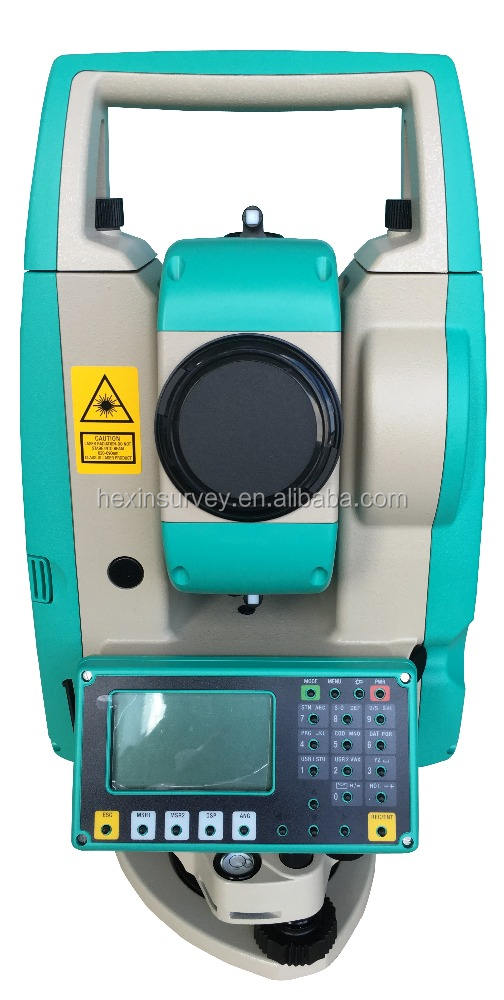 Best China total station Ruide R2 price, total station surveying equipment