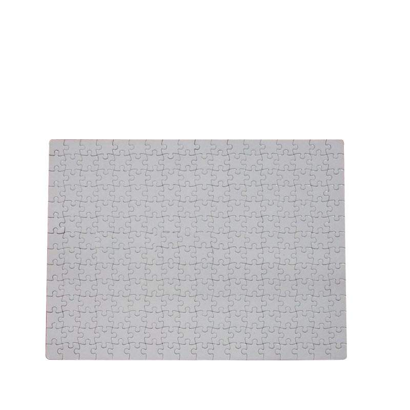 A2 A3 A4 Custom Paper Blank Printable Sublimation Jigsaw Puzzle for printing