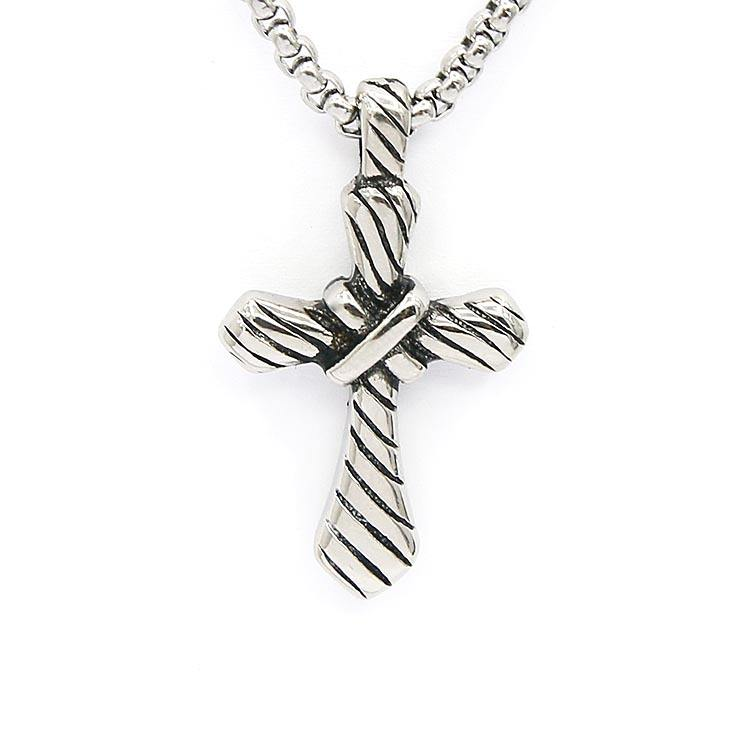 Hot vintage religious jewelry silver orthodox cross charm pendant
