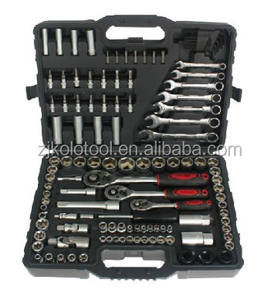 Professional kraft tools set/120pcs socket tool sets tool box tractor manufacturer China wholesale alibaba supplier