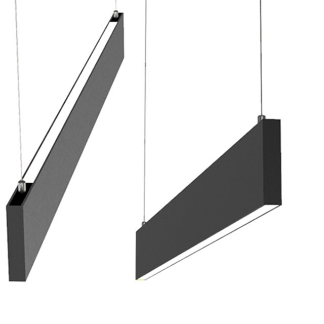 4ft LED linear lamps pendant smooth and soft lighting