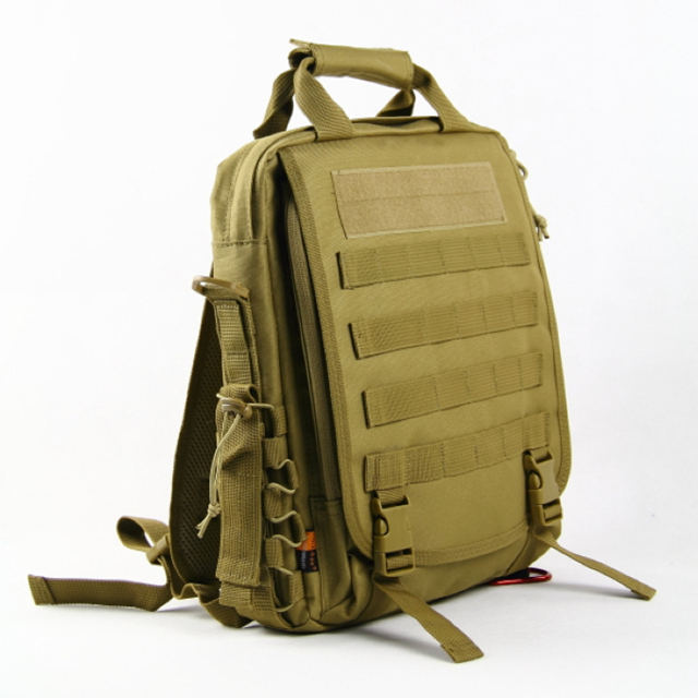 AOKALI Outdoor Multifunction Custom Waterproof Tactical Military Style Laptop Backpack
