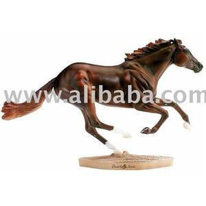 Traditionnel Breyer Modèle Chevaux