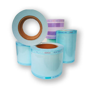 Sterilization flat foll pouch/sterilization packaging reels