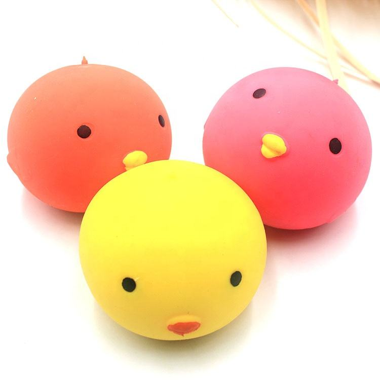 Flour Squeeze Ball Anti Stress Ball TPR Soft Squishy Flour Stress Relief Ball 218102703
