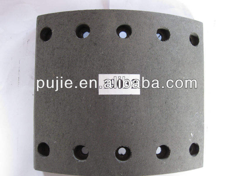 Non Asbestos Iveco Brake Lining for Sale