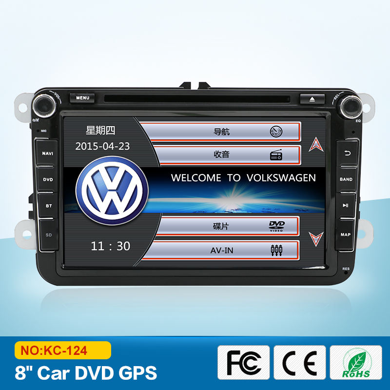 Original UI 8 inch Touch Screen Auto DVD Player mit navigation BT radio android system für <span class=keywords><strong>VW</strong></span> serie