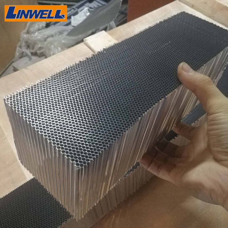 Aluminium honeycomb core from Linwell manufacturer