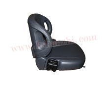 Universal Comfortable Luxury Forklift Seat Used For BF2-1 With Safety Belt